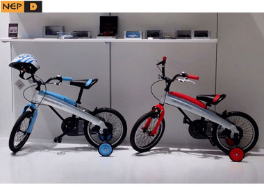Mercedes-Benz kids16 bicycle (16インチ)
